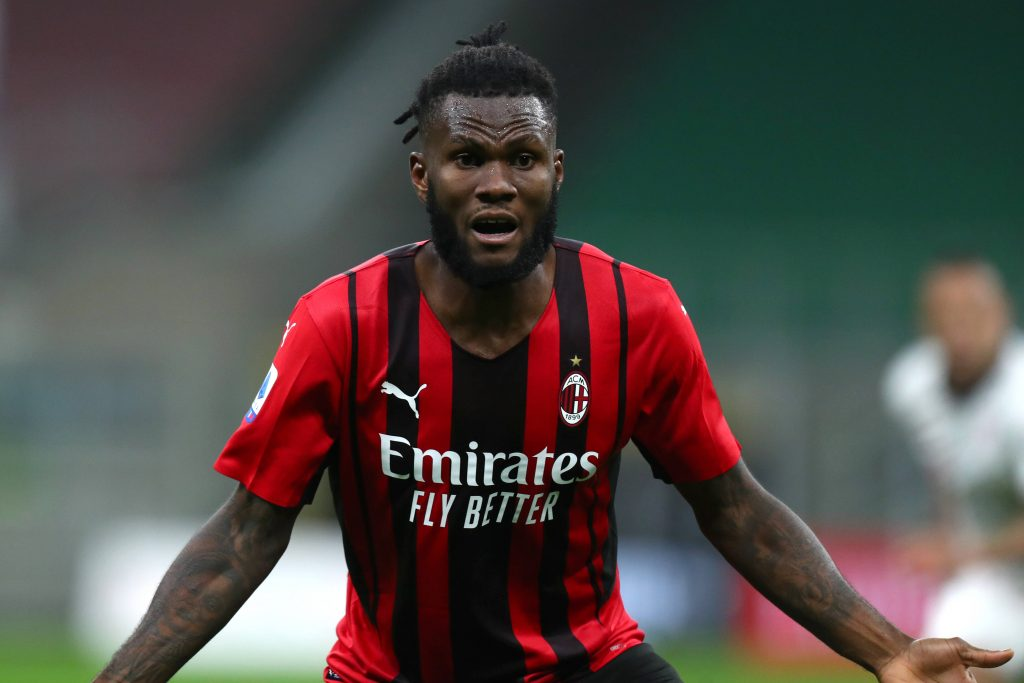 Franck Kessie is an important player at Milan but is wanted by Spurs and Arsenal.