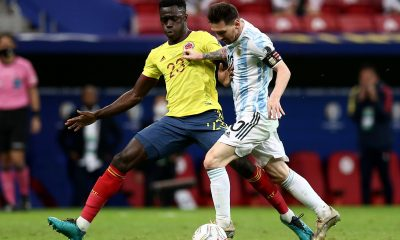 Davinson Sanchez (in picture), along with Harry Kane, Giovani Lo Celso, and Pierre-Emile Hojbjerg, is set to miss a large part of Nuno Espirito Santo's pre-season training.