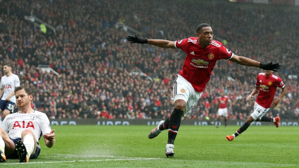 Spurs could revisit their interest in Martial