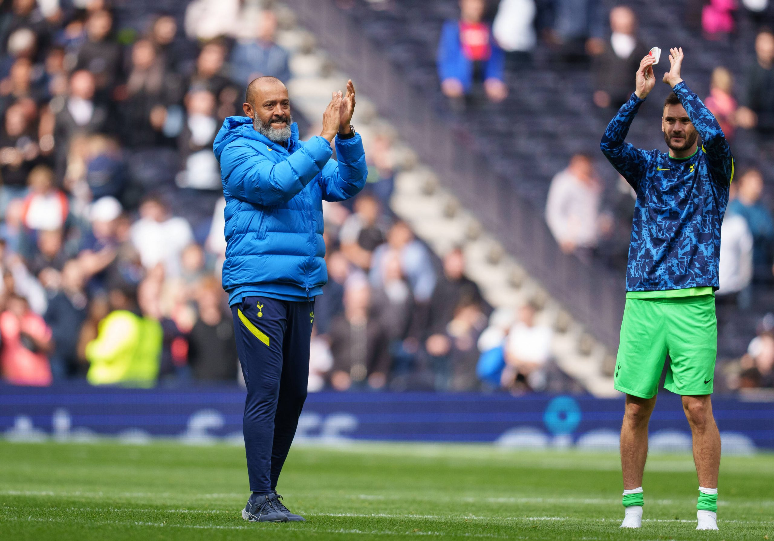 Tottenham Hotspur manager, Nuno Espirito Santo has revealed that he overlooks the guidance on heading the ball in training.