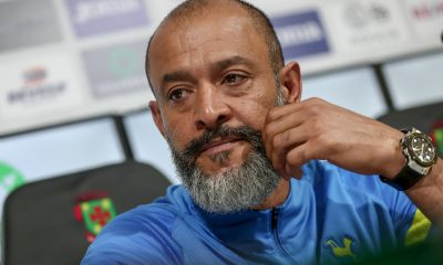 Nuno Espirito Santo expresses his pride at Tottenham Hostpur players whose timely actions helped save a life at Newcastle