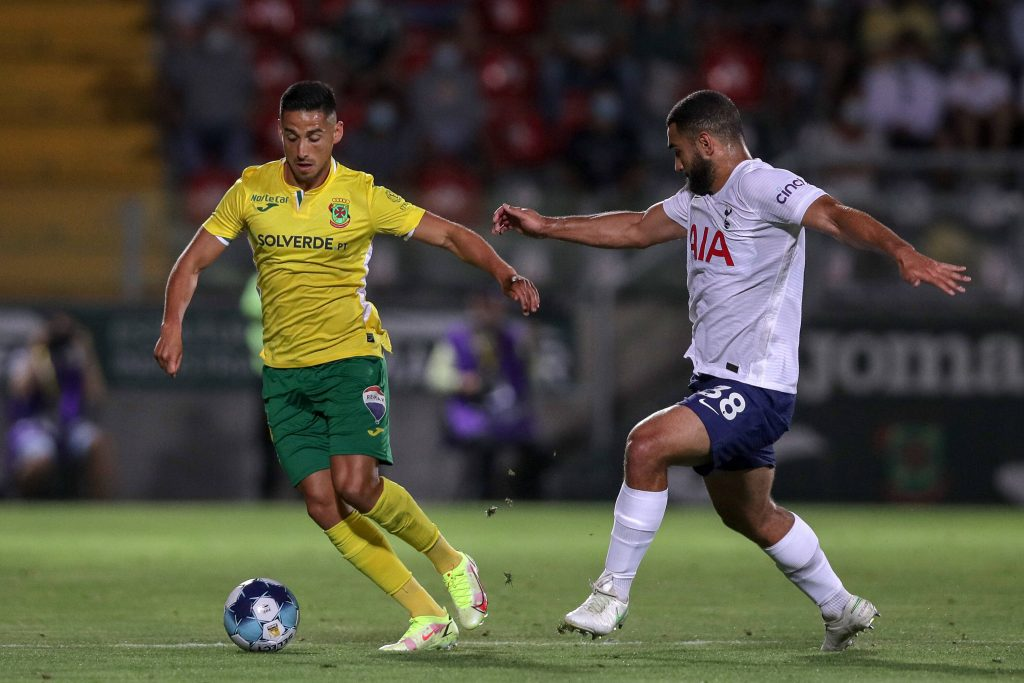 Tottenham are all set to face Pacos de Ferreira in the second leg playoff of the UEFA Conference League.