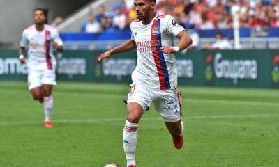 Spurs can sign Houssem Aouar only if Lyon fail to qualify for the Champions League