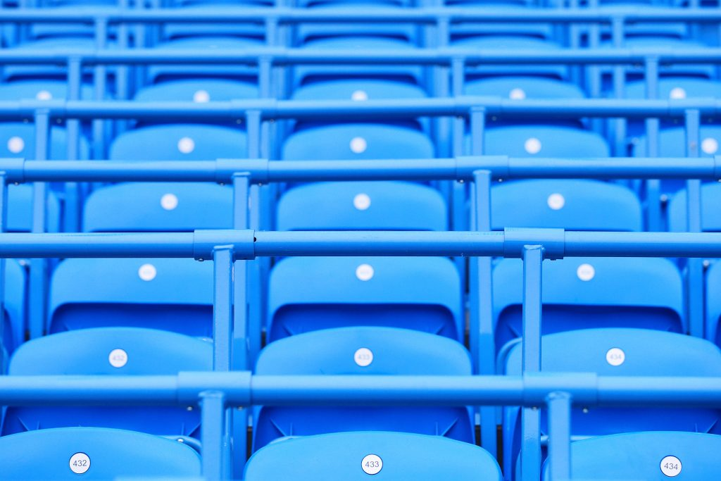 Spurs among clubs to trial safe standing
