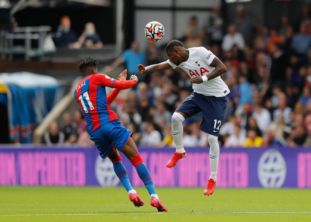 Emerson Royal has featured 9 times for Tottenham Hotspur this season. (imago Images)
