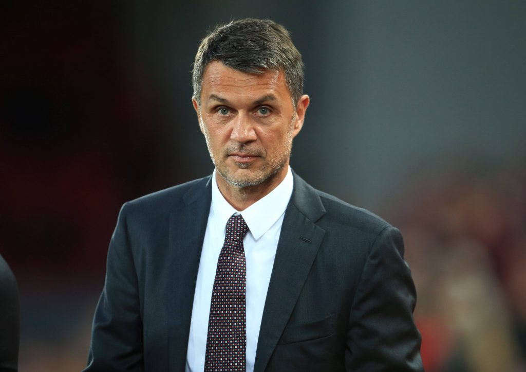 Paolo Maldini gave an update on Kessie's contract situation