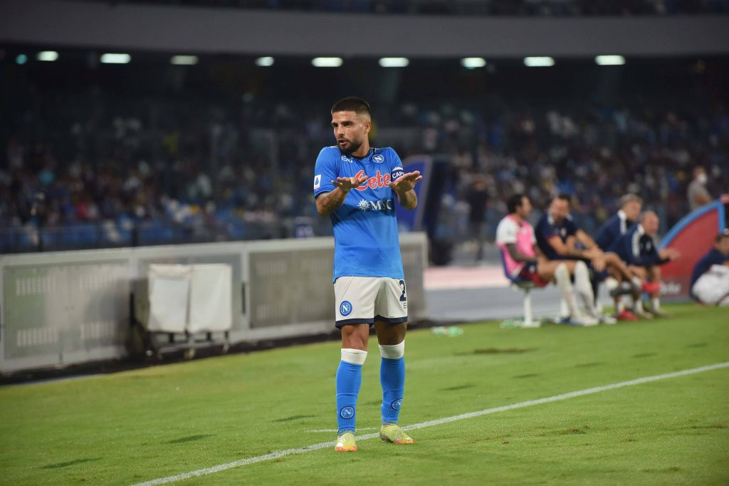 Tottenham Hotspur and Inter Milan are seemingly interested in Lorenzo Insigne (imago Images)