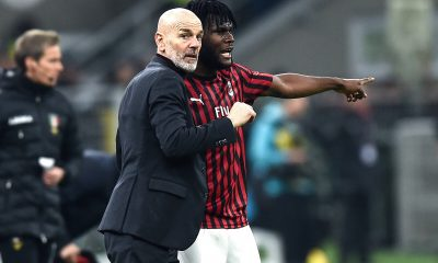 Pioli wants to keep a hold of Kessie