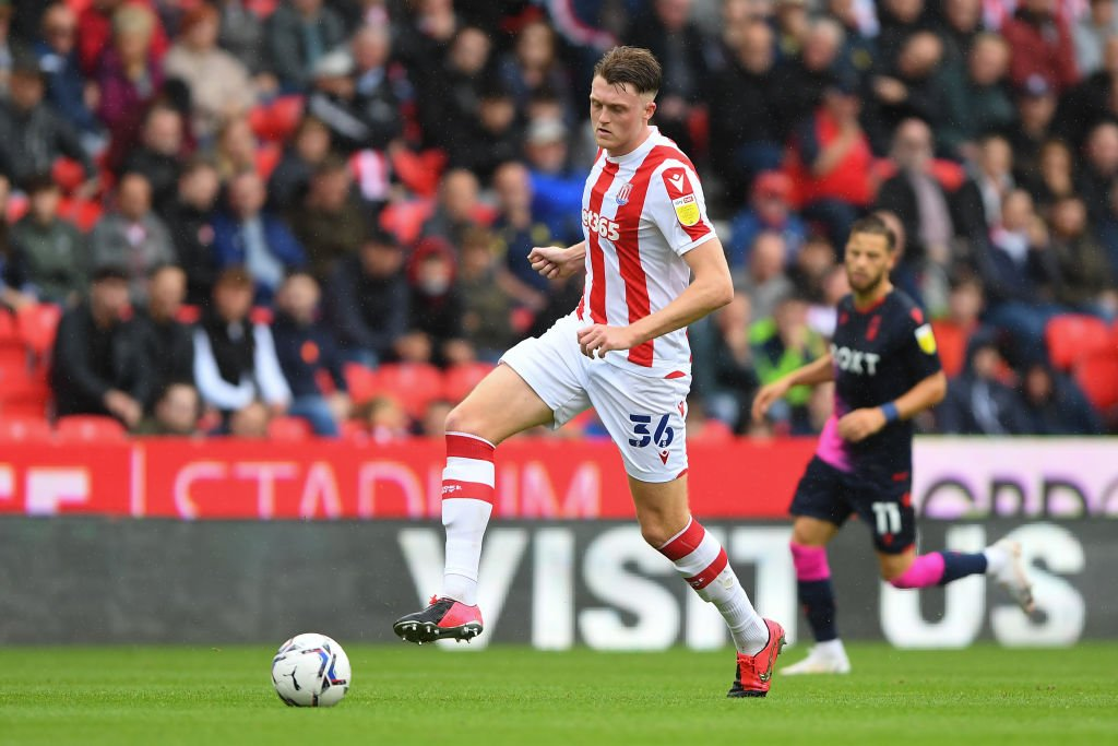 Harry Souttar has been impressive for Stoke City this season
