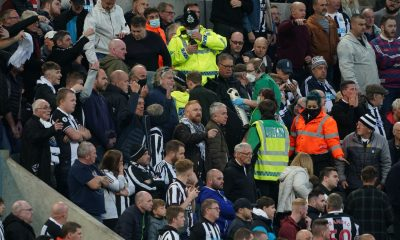The Newcastle United fan who collapsed during their fixture against Tottenham Hotspur is making 'great progress'